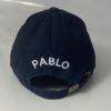Gorra de niño bordado nombre